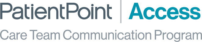 PatientPoint Access Care Team Communication Program