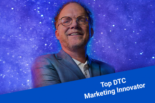 PatientPoint Chief Product Officer David Guthrie Named Top DTC Marketing Innovator