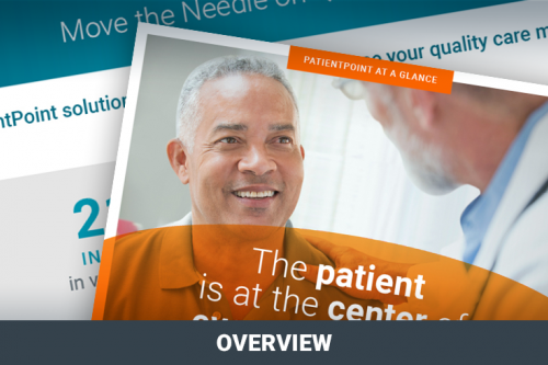 PatientPoint at a Glance