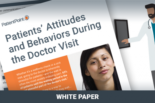 Patients Attitudes and Behaviors During the Doctor Visit