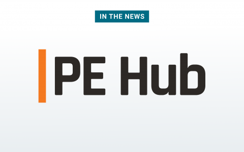 In the news, PE Hub logo