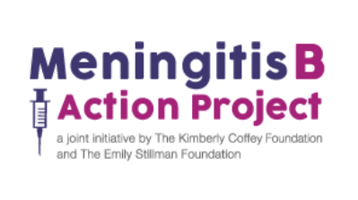 Meningitis B Action Project, a joint initiative by The Kimberly Coffey Foundation and The Emily Stillman Foundation.