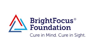 BrightFocus Foundation Cure in Mind. Cure in Sight.